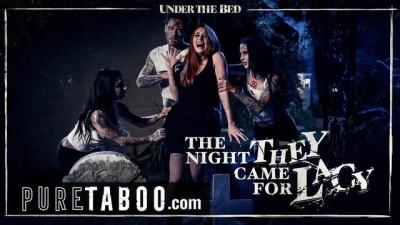 Zombies Katrina Jade & Joanna Angel Show No MERCY - Brazzers xnxx new