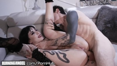 Burning Angel Goth Charlotte`s Insatiable Anal with Owen Grey - Redtube full hd