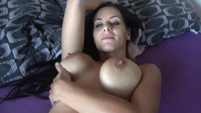 Horny Swapped Wife Gets Dildo into Wet Pussy - Deporner