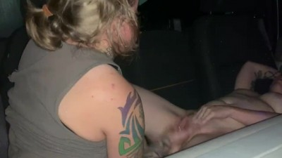 Amateur Car Sex Licking Fingering Fucking! - X video full hd