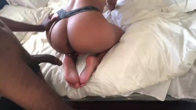 Interracial Couple has Morning Quickie - Boy xvideo