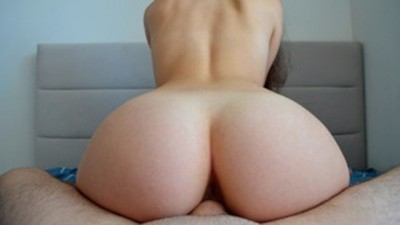 Korean sex streaming - She Rides on me until I Cum on her Perfect Ass