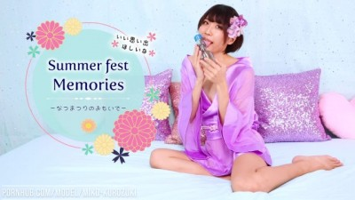 Miko Kurozuki Gets Face Fucked in Kimono after Traditional Dance - Xnxcom