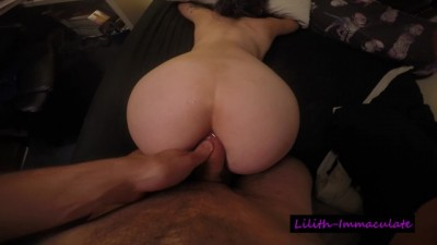 Youporn xnxx - Lilith's First Anal