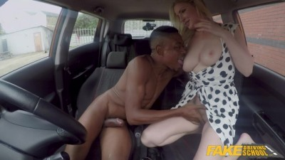 FDS - Georgie Lyall gets workship big black dick in her tight pussy in public - Beeg history