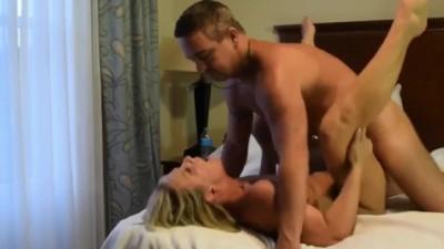 Youjiz family - Husband Records his Wife Enjoys 3some Fuck