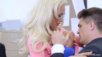 Brazzers - Olivia Fox - Big Tits at Work - Reality tv xxx