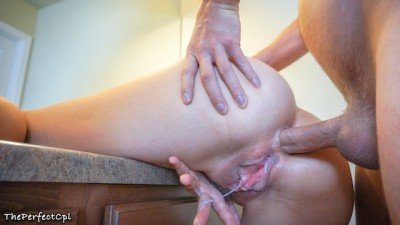 So much cum in my asshole! The Perfect Anal Creampie - Odia xvideo