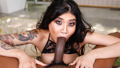 Asian Mouth Vs Black Cock