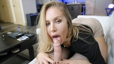 Perfect Milf Plays With Her Stepson's Big Dick