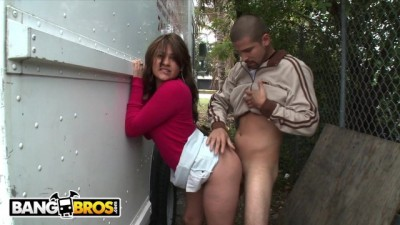 Latin Butterfly, Esperanza Rojas, getting Fucked in Public HD