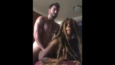 Big Booty Sexy Ebony Fucks Innocent Italian Cock